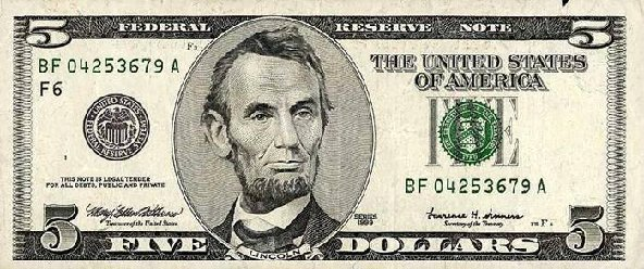 Great American Presidents On Currency