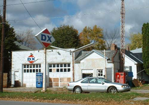 Gas Stations Of Yesteryear